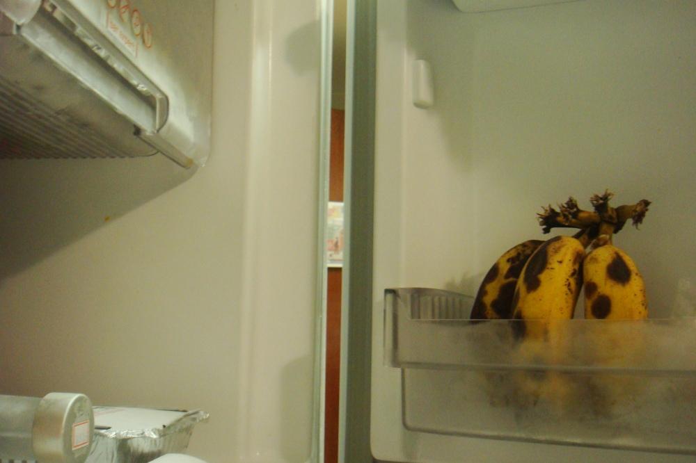 Sem mistério: conglo as bananas desse jeitinho