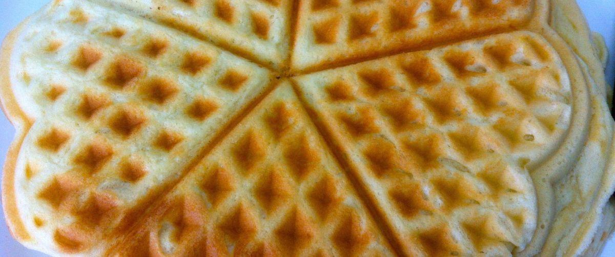 Máquina de waffle caseira: a atração do café