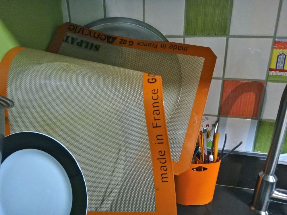 Super prático para lavar...