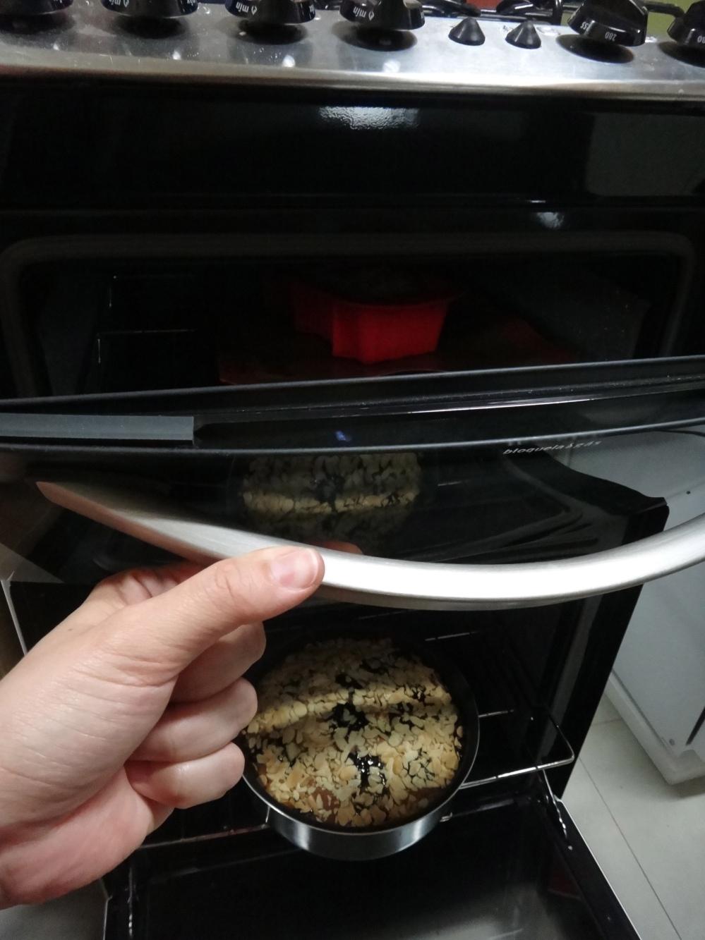 O meu forno duplo (=