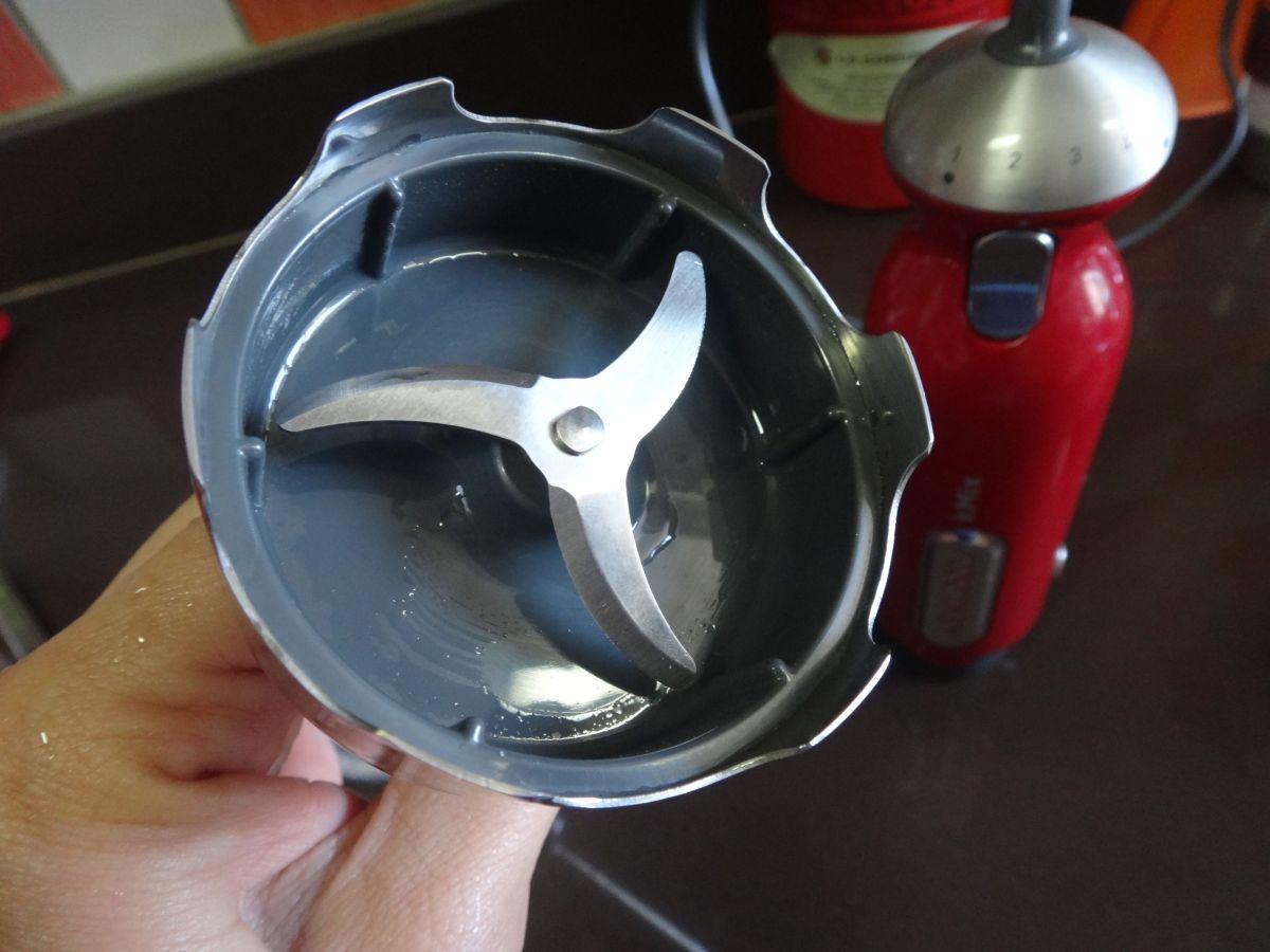 Novo mixer: uma lâmina a mais que ganhou meu respeito!